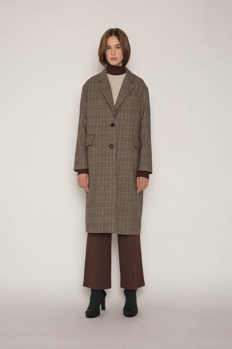 Coat H039 Beige 1
