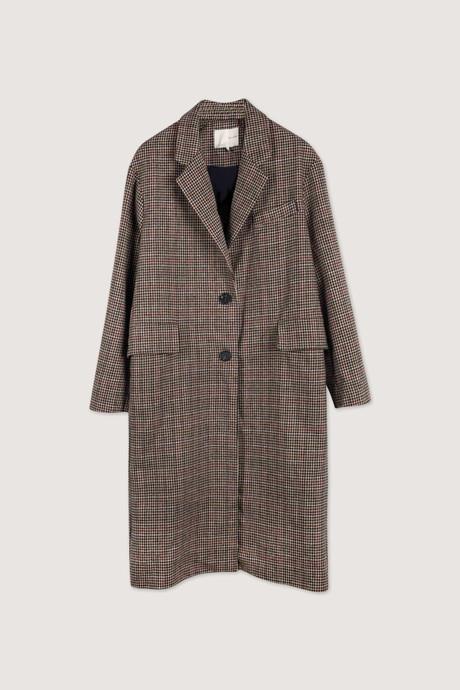 Coat H039 Beige 10