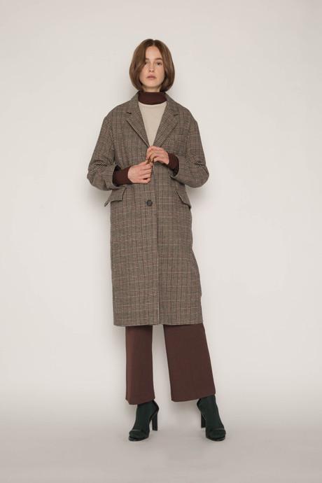 Coat H039 Beige 3