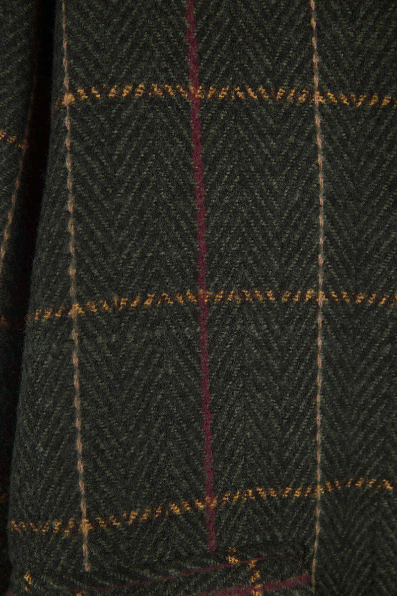 Coat H053 Olive 11