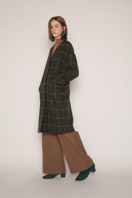 Coat H053 Olive 3