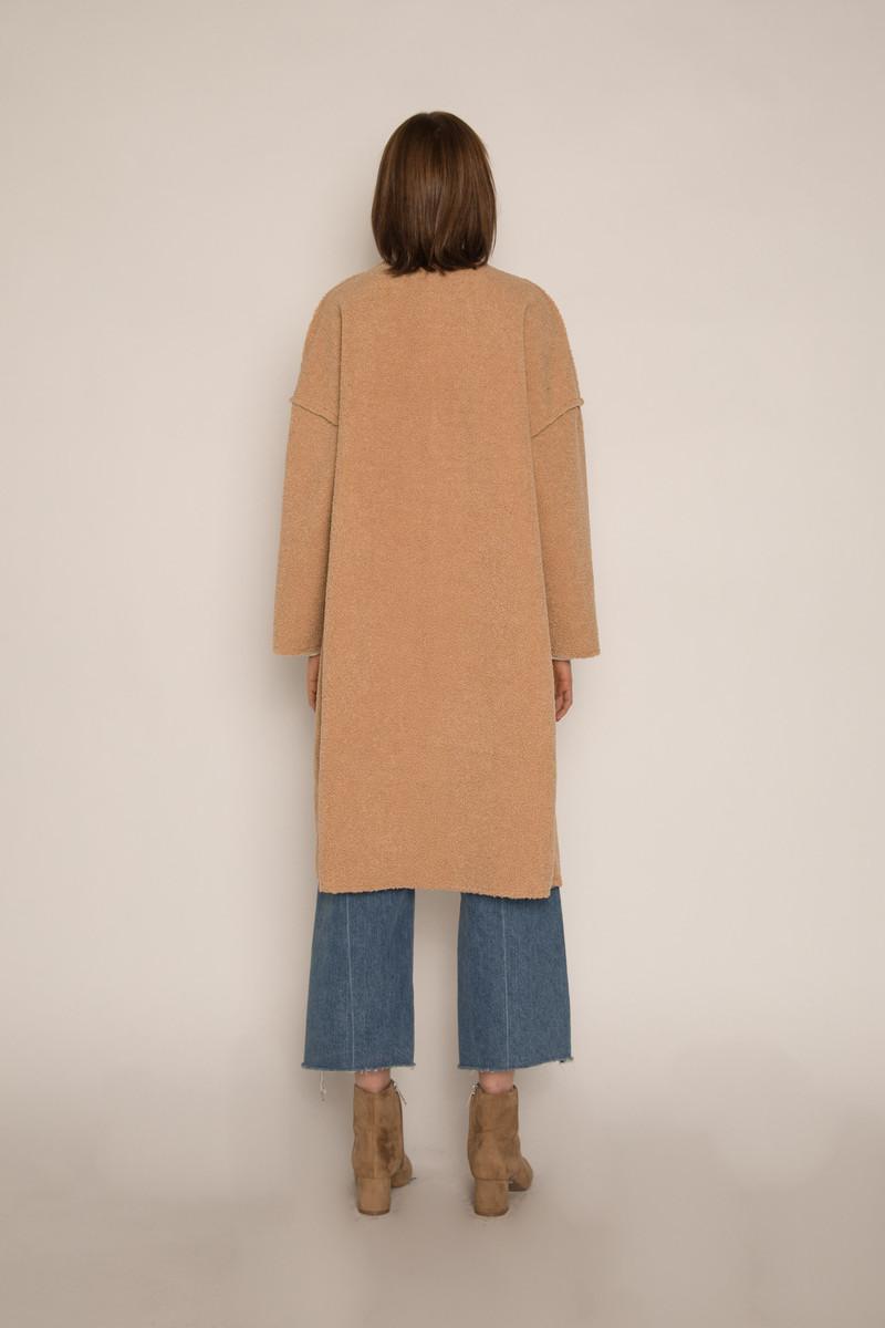 Coat H061 Beige 4
