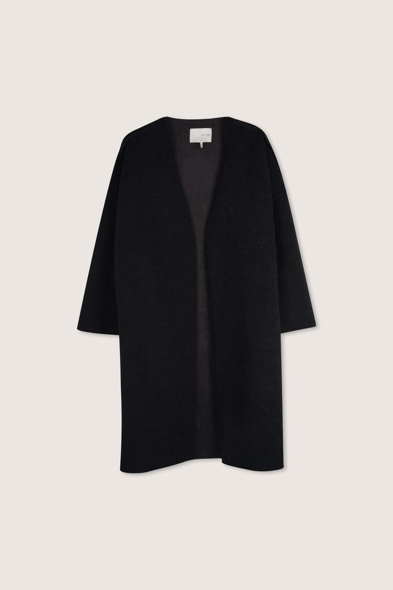 Coat H061 Black 7