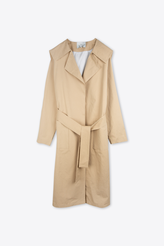 Coat H072 Beige 5