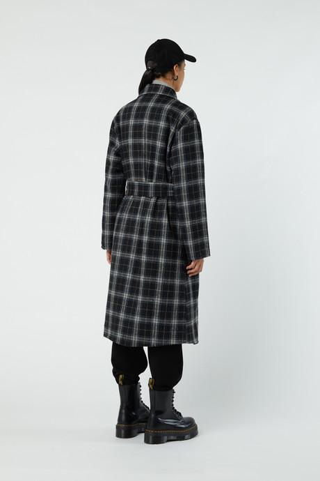 Coat J002 Black 7