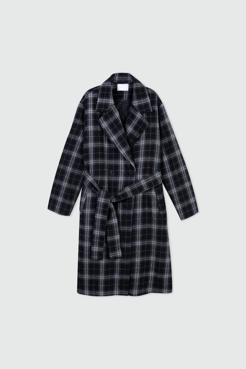 Coat J002 Black 8