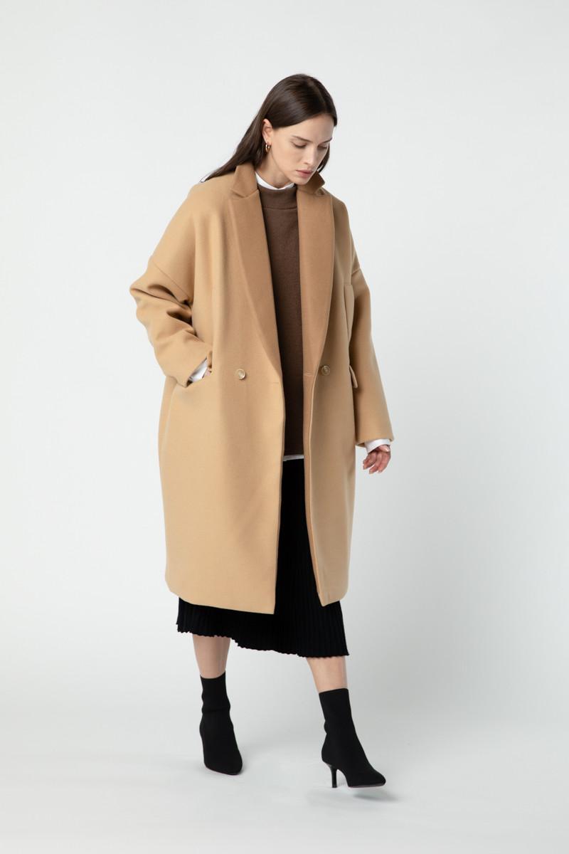 Coat J007 Beige 1