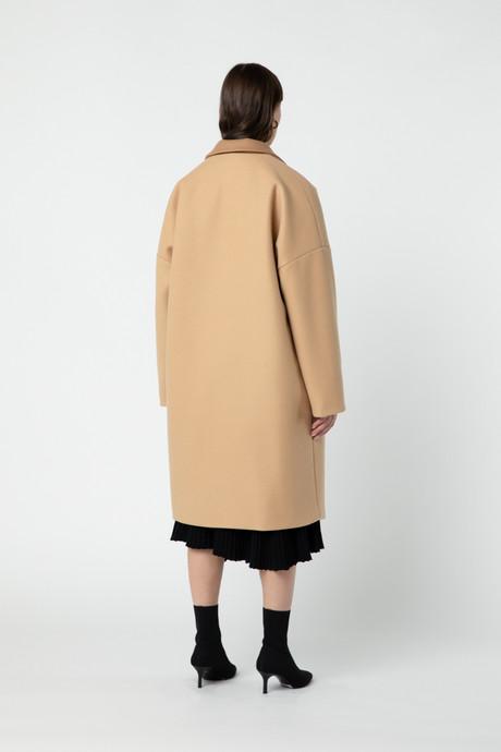 Coat J007 Beige 4