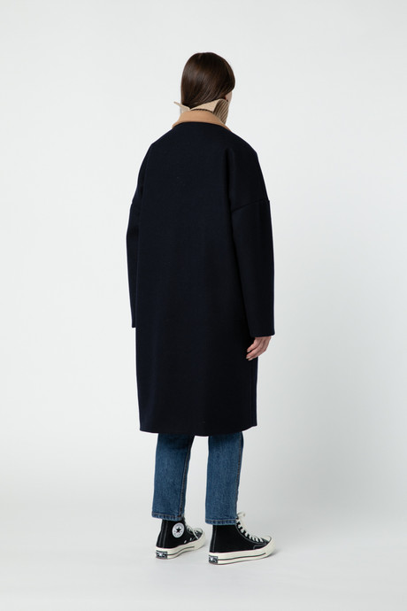 Coat J007 Black 10