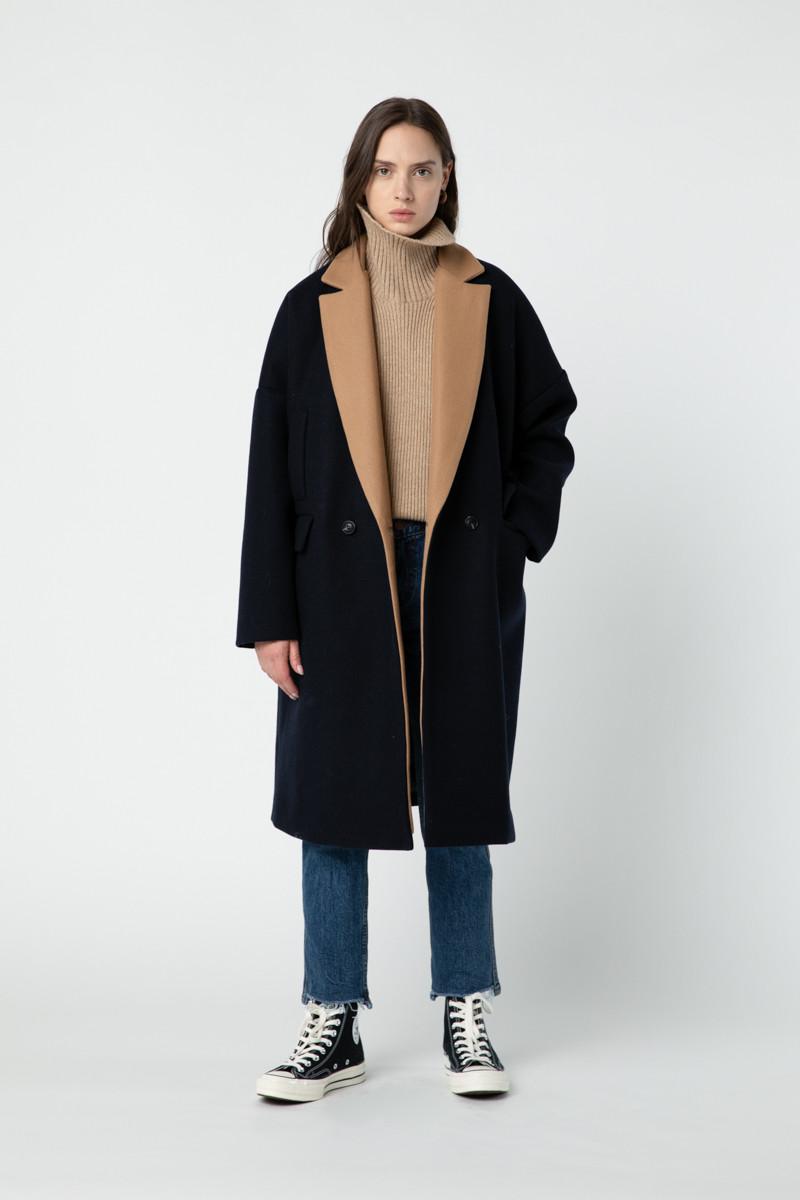 Coat J007 Black 7