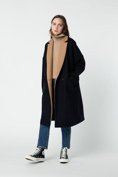 Coat J007 Black 8
