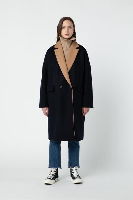 Coat J007 Black 9