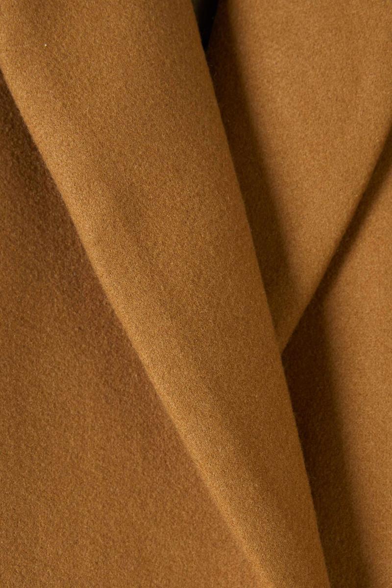 Coat J007 Mustard 14