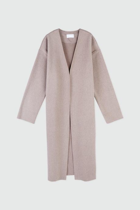Coat J008 Beige 8