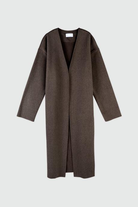 Coat J008 Brown 5