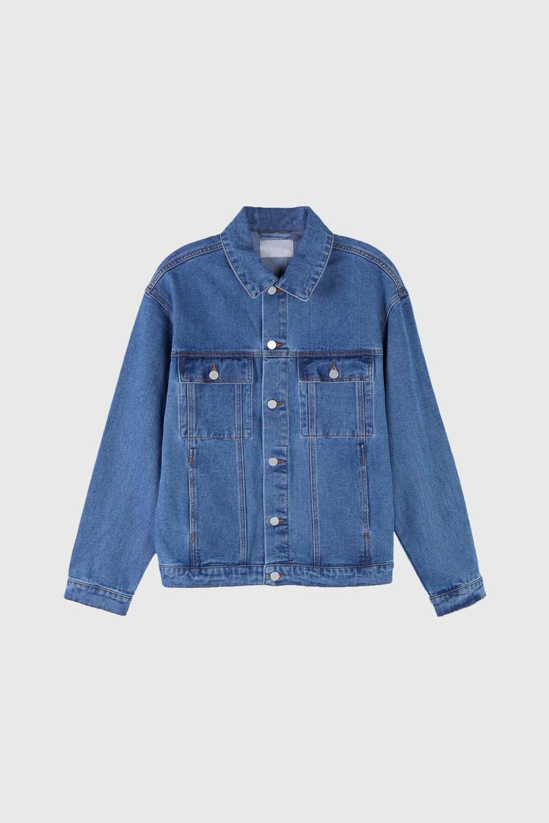 Denim Jacket 3318 Indigo 5