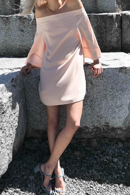 Dress 1168 Peach 1