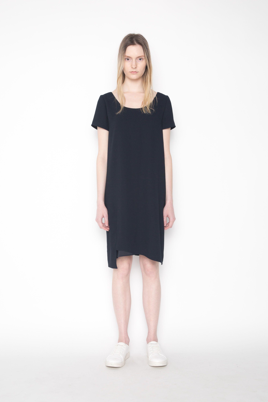 Dress 1203 Navy 1