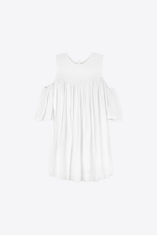 Dress 1303 White 9