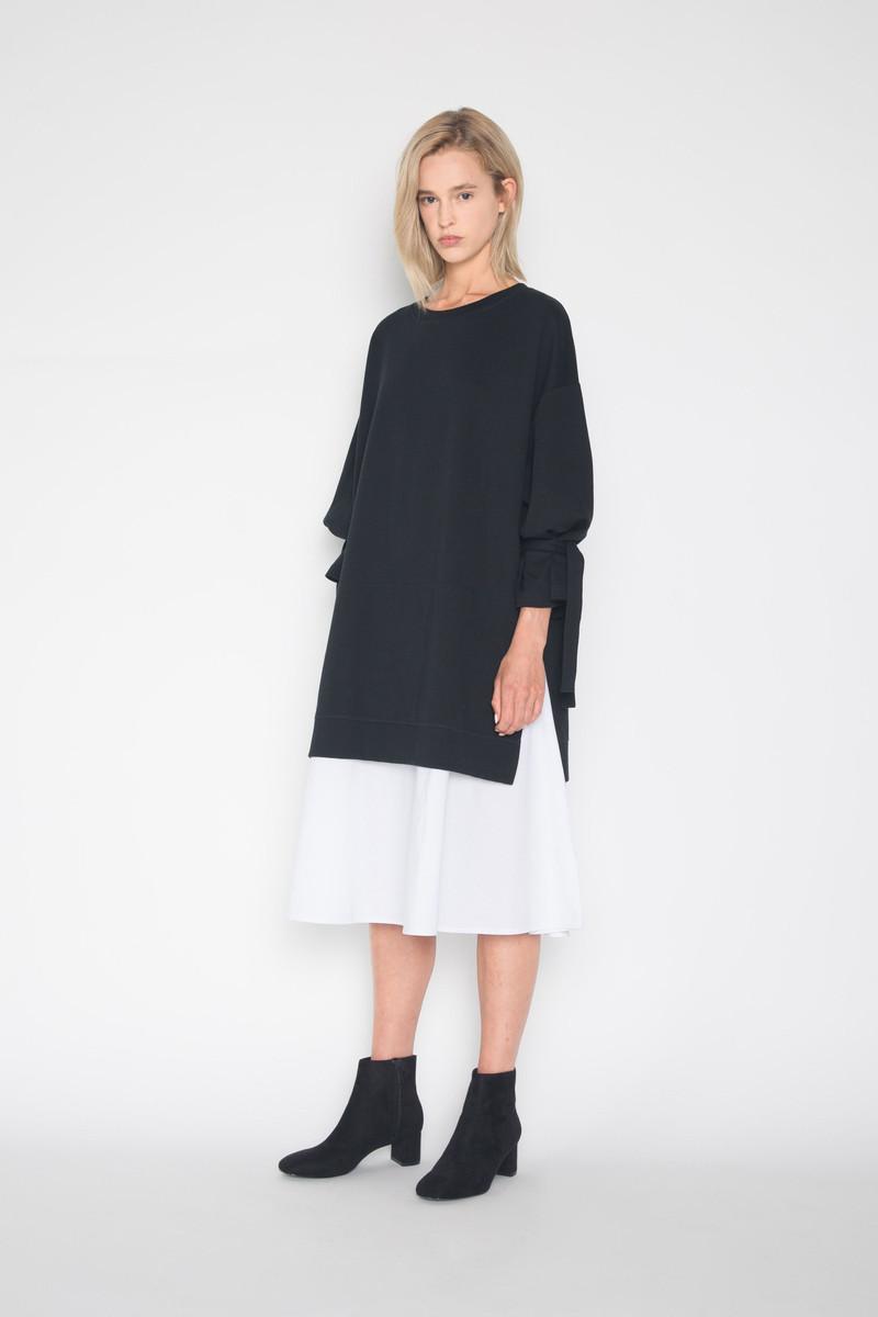 Dress 1382 Black 1