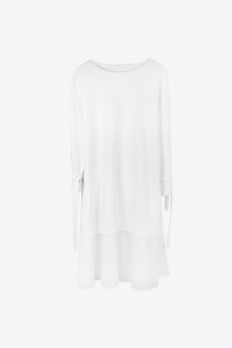 Dress 1382 White 4