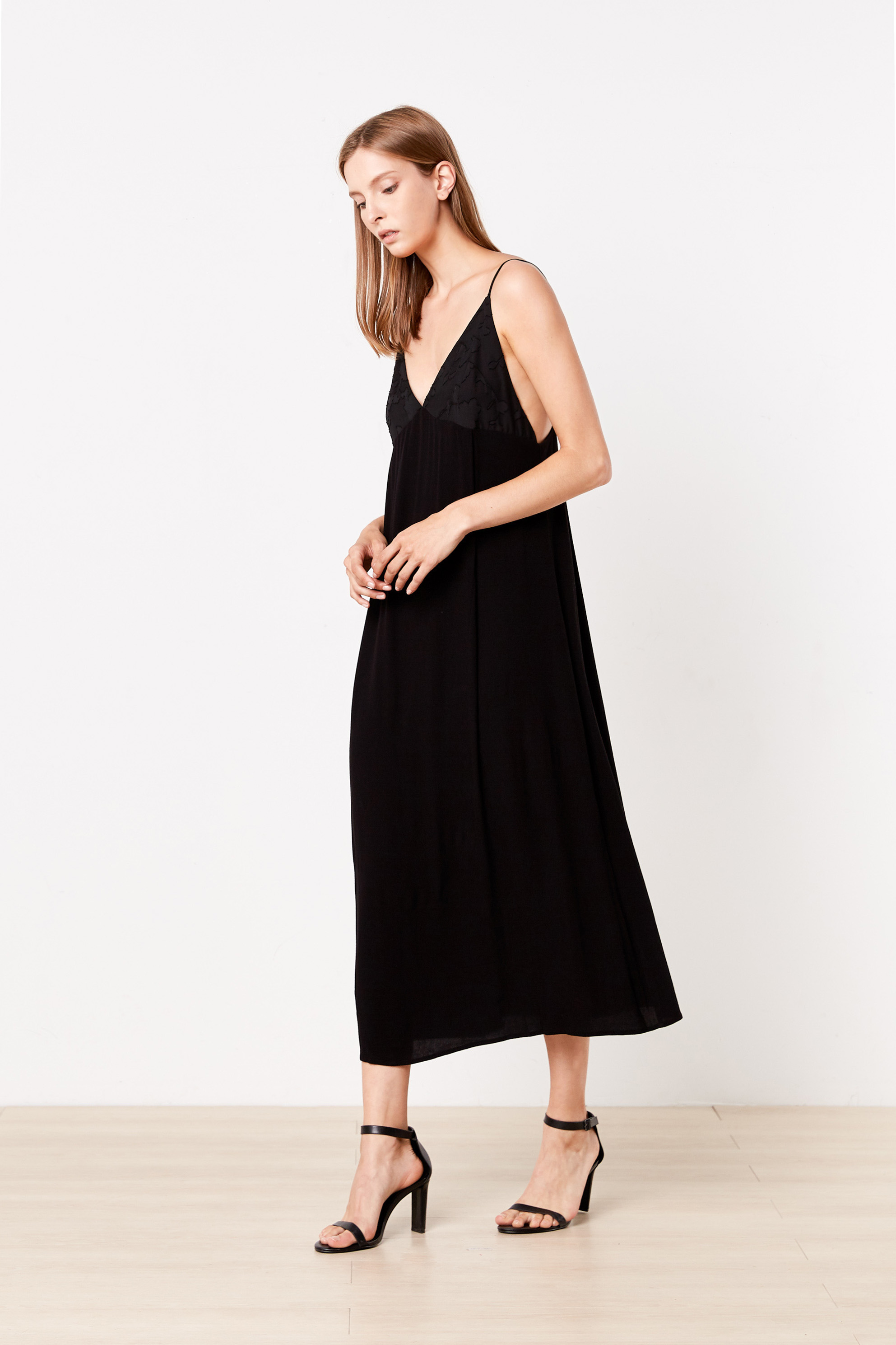 Dress 1386 Black 1