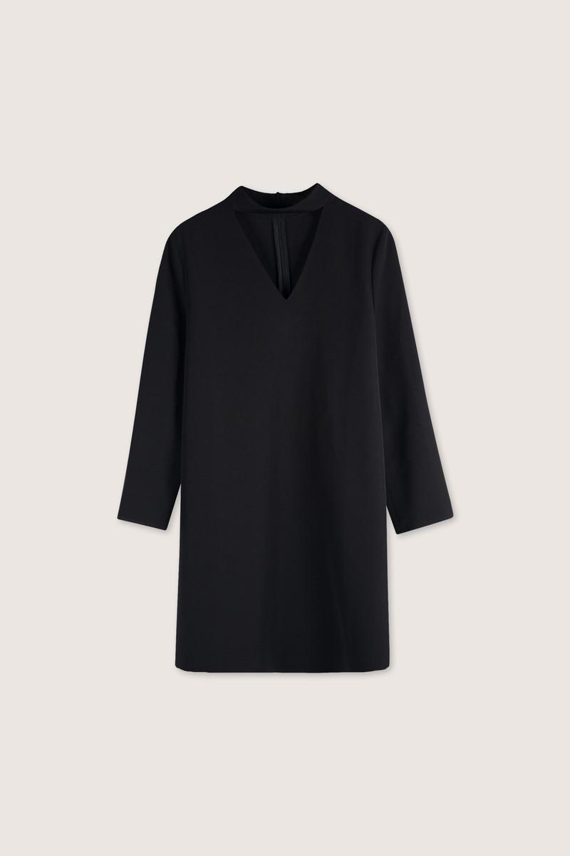 Dress 1646 Black 6