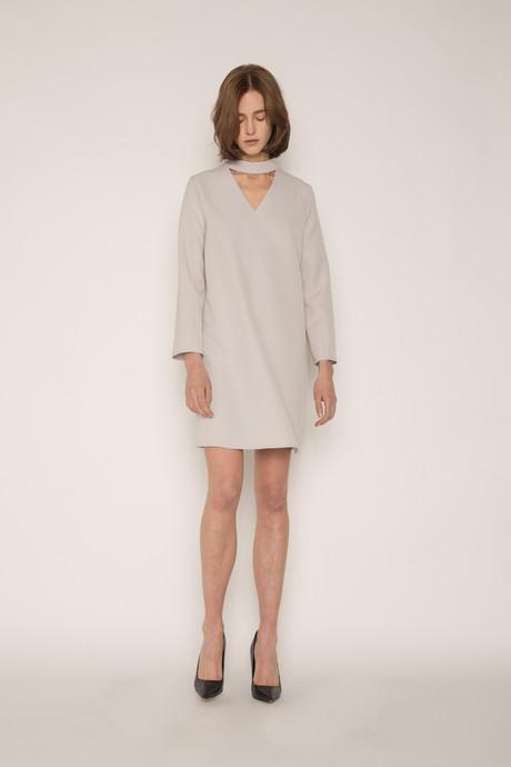 Dress 1646 Gray 1