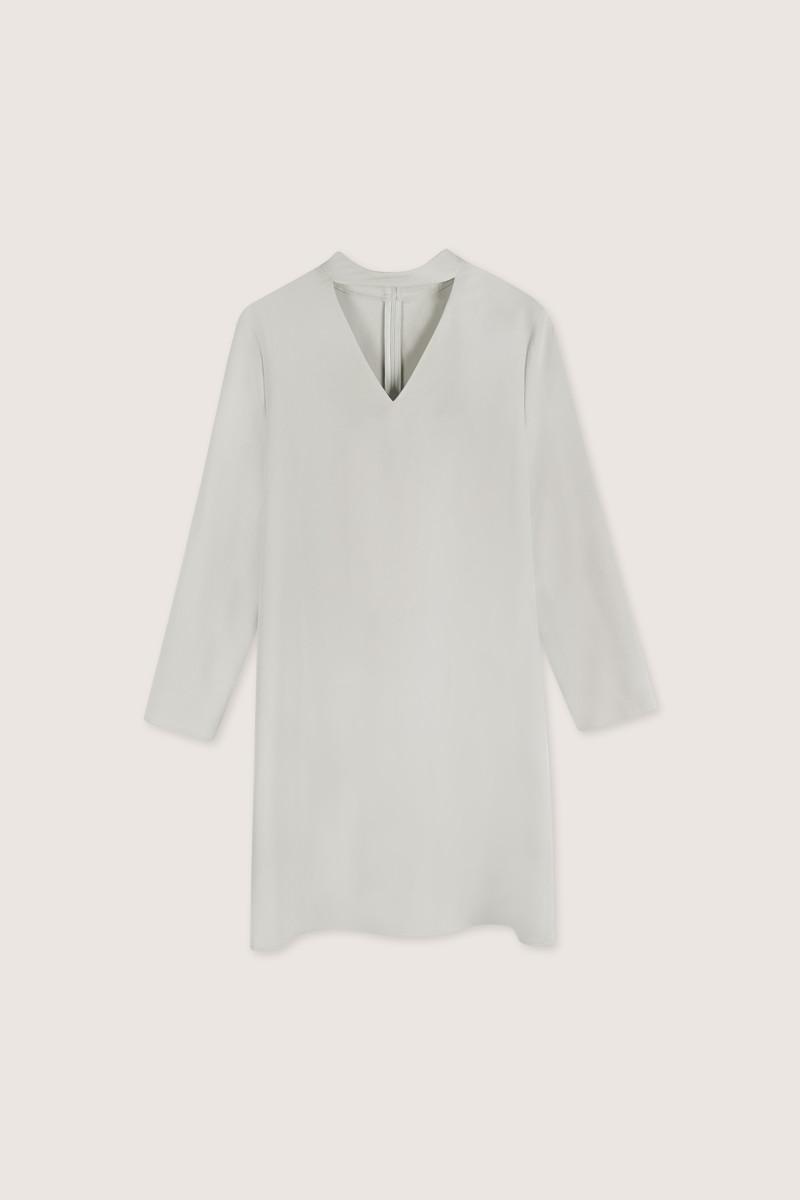 Dress 1646 Gray 4