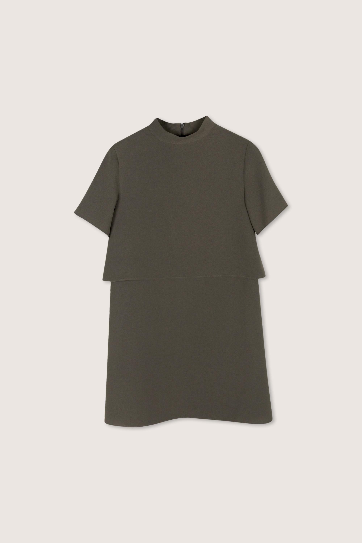 Dress 2036 Olive 9