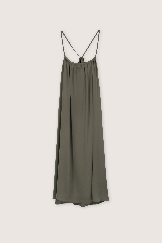 Dress 2142 Olive 9