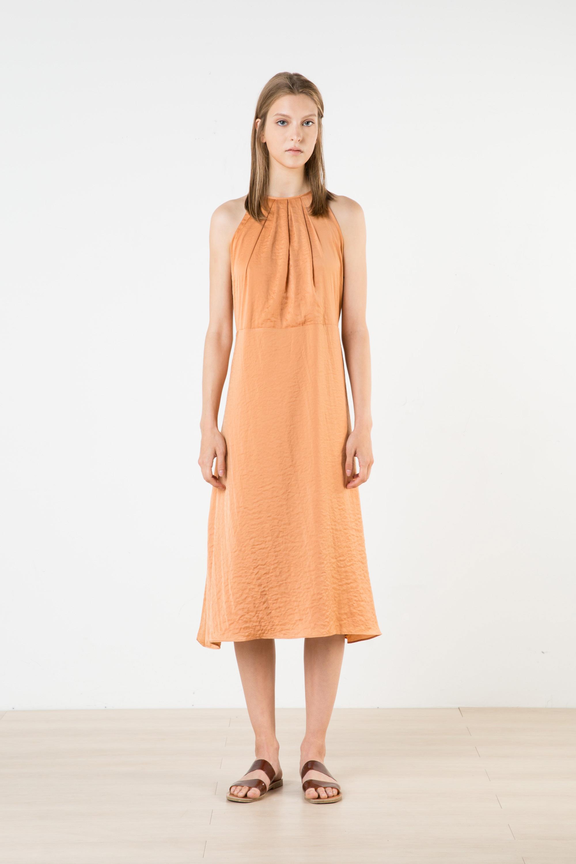 Dress 2174 Orange 1