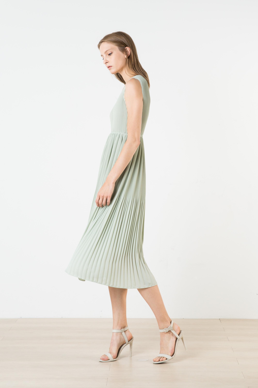Dress 2273 Green 1