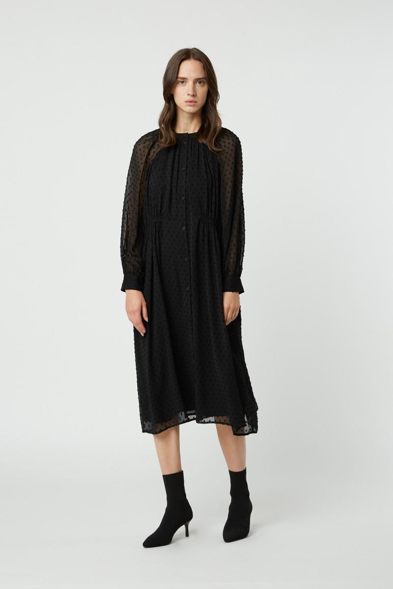 Dress 2613 Black 3