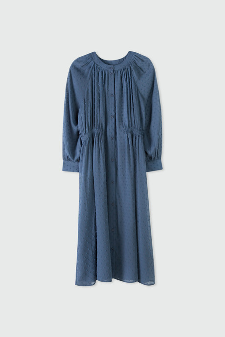 Dress 2613 Blue 11