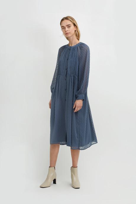 Dress 2613 Blue 7