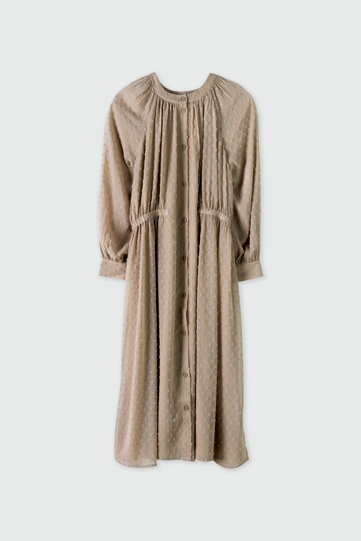 Dress 2613 Champagne 13