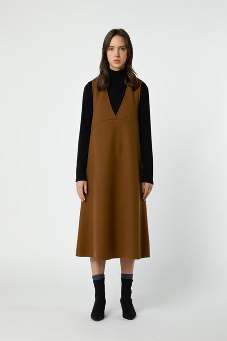 Dress 2760 Brown 2