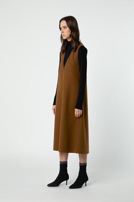 Dress 2760 Brown 3