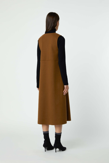Dress 2760 Brown 4