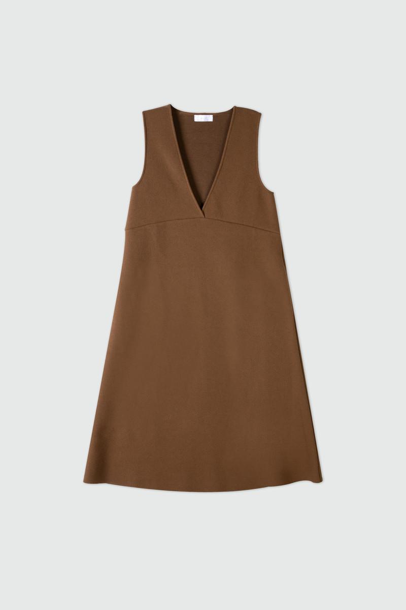 Dress 2760 Brown 5