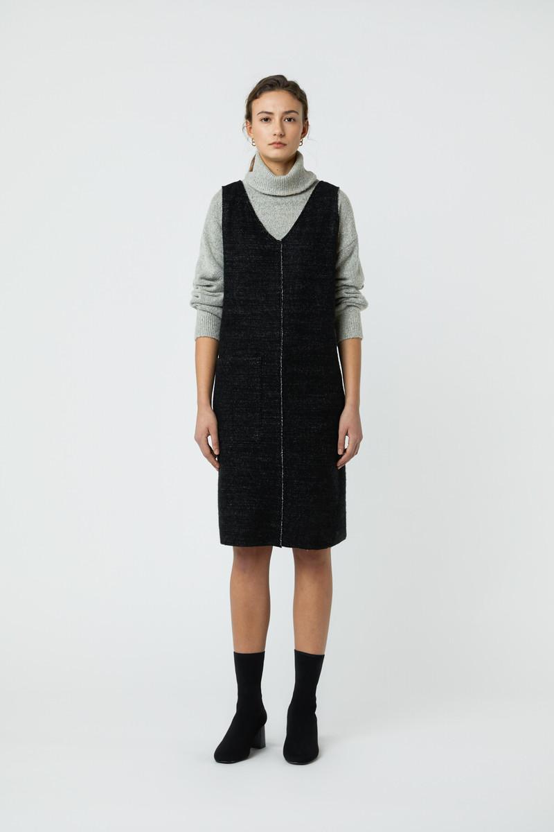 Dress 3039 Black 2