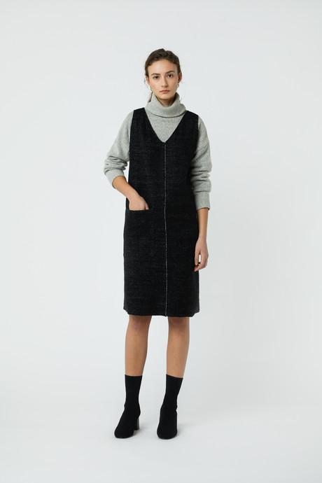 Dress 3039 Black 3