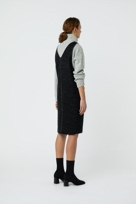 Dress 3039 Black 4
