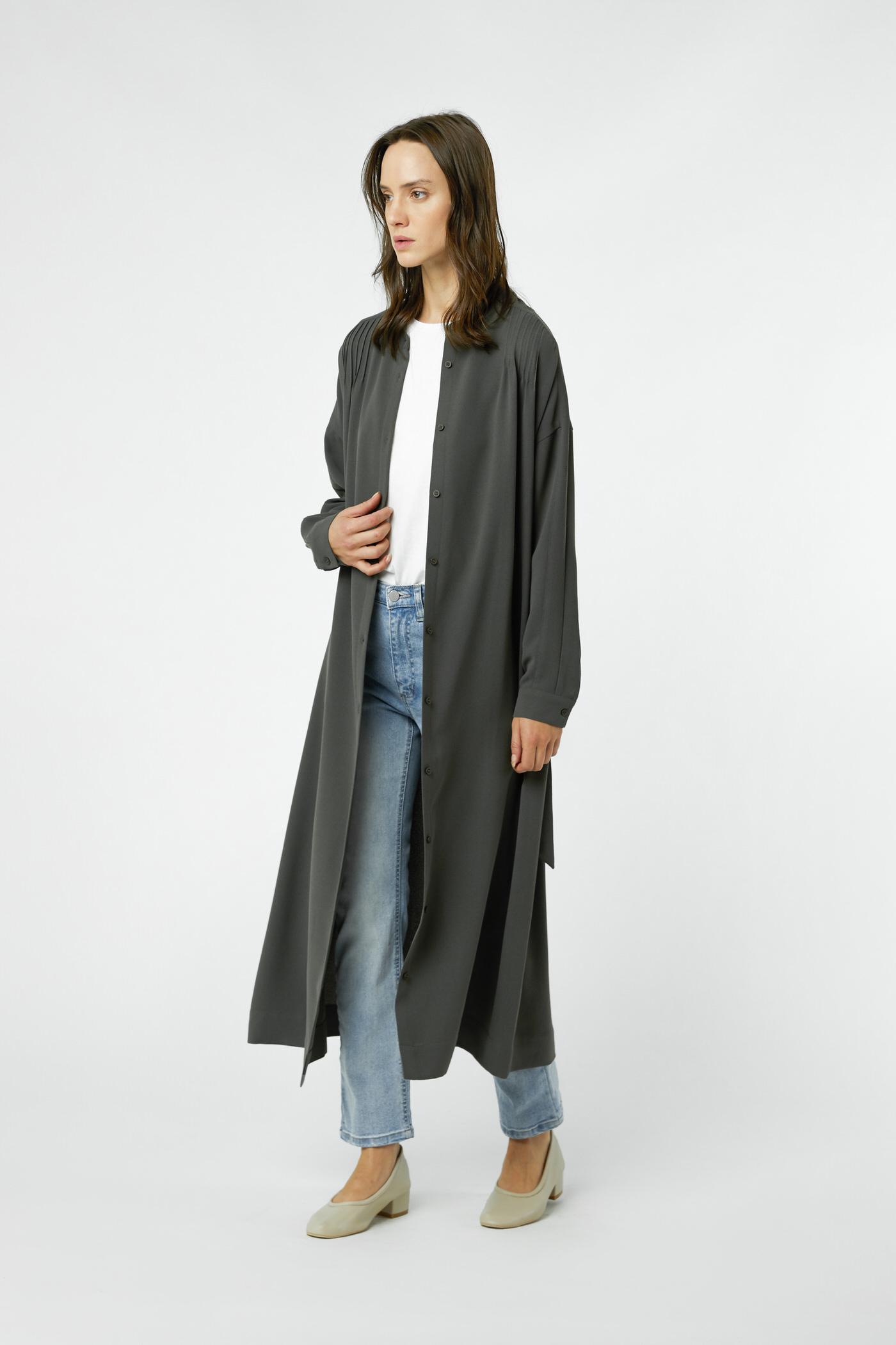 Dress 3054 Sage 9