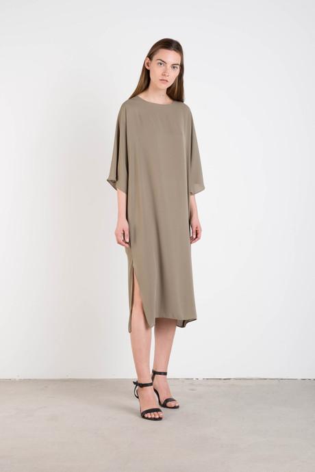 Dress 3139 Olive 5