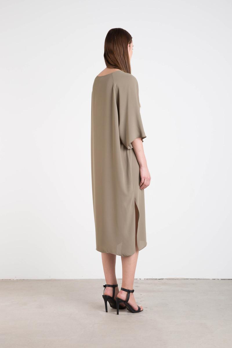 Dress 3139 Olive 6