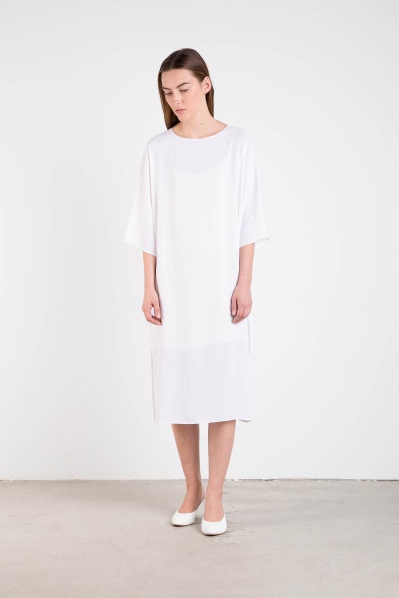 Dress 3139 White 3