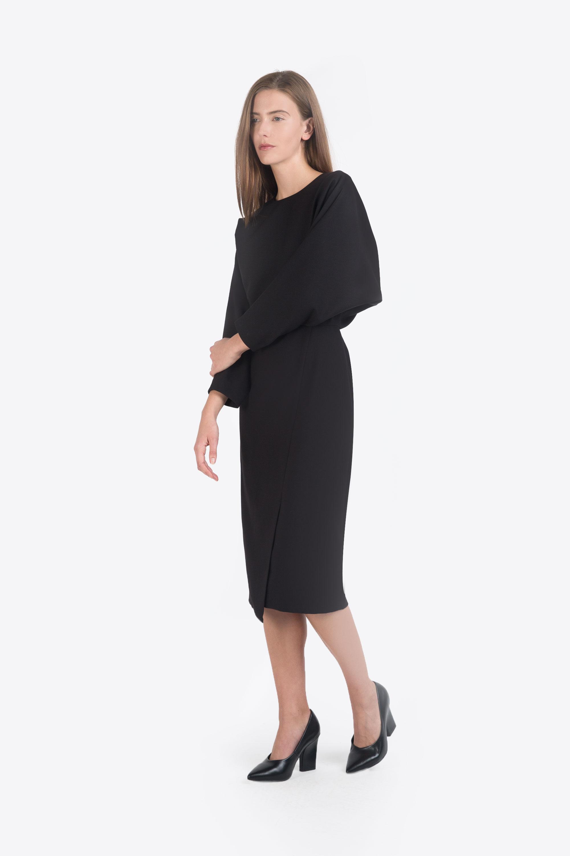 Dress 3169 Black 1
