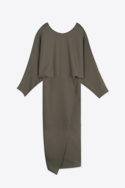 Dress 3169 Olive 5
